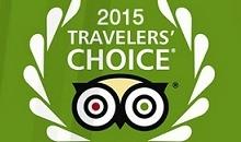 Tripadvisor: recibimos el Traveller´s Choice 2015
