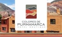 Conocé el complejo Colores de Purmamarca