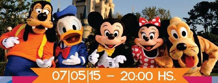 Hacé realidad tu sueño de conocer Disney