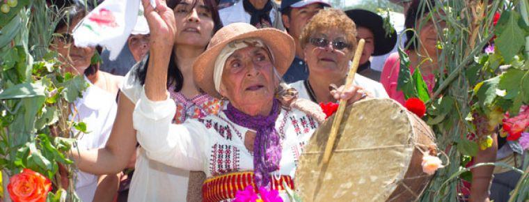 69° Fiesta Nacional de la Pachamama