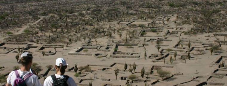 Visitando las Ruinas de Quilmes