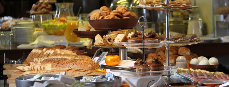 Vas a fascinarte con nuestros desayunos y meriendas buffet