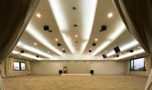 Renovados salones se adaptan a tus eventos