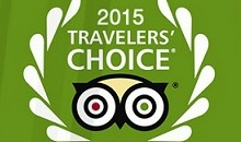 Tripadvisor: recibimos el Traveller´s Choice 2015