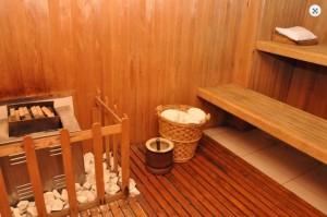sauna garden park hotel